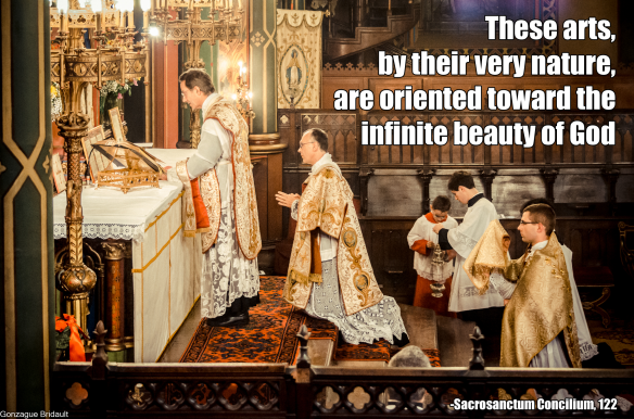 Oriented to the beauty of God